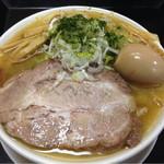47173970 - 味噌ラーメン+煮卵 ¥850