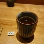 粋・丸新 - ほうじ茶。