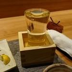 粋・丸新 - 日本酒(^-^)