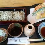 47174936 - 天ぷら蕎麦(冷)