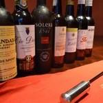 葡萄酒キッチンバルCasares - シェリー酒各種
