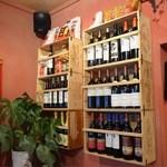 葡萄酒キッチンバルCasares - 豊富なワイン