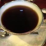 珈琲館 くすの樹 - 【16年1月】お約束のきららコーヒー。まろやかな味わい