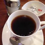 キット ココニール - ランチは、コーヒー付きです