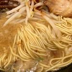 ラーメン龍の家 - 麺