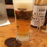 47178055 - 生ビール600円