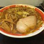 47178238 - 野菜ラーメン(味噌)750円