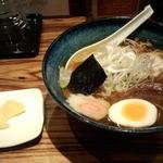 ラーメン 青 - 千手葱のラーメン(830円)