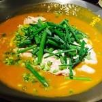 麺酒房 実之和 - カレー麺