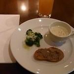 47181051 - ¥2800コースの前菜