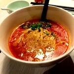 CRYSTAL JADE - 料理写真:担担麺
