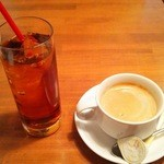 ZUZU - ジンジャーエール、コーヒー