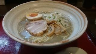 麺屋 むどう - 煮干麺