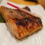 夢蔵 - 鮭の南風焼き