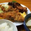 Ajidokoromarunaga - 料理写真:まるなが定食