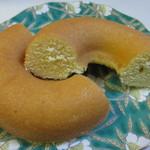 といのドーナツ - バター風味を感じれる焼きドーナッツならではの柔らかい食感の楽しめるドーナッツです。