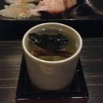 若葉 - H.28.2.5.夜 ひれ酒(ピンぼけ)