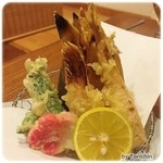 47190804 - タケノコの天ぷら