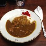 日正カレー - カレーライス650円