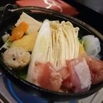 和処居 - とり鍋540円