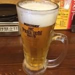 大阪満マル - しめのビール。( ^ ^ )/■