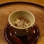 天一坊 - スッポンのスープ