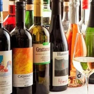 リーズナブルなものから幻のヴィンテージワインまで