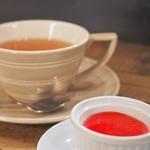 マザーズ - デザート、紅茶