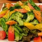 スィトンノ - 色々野菜のサラダ