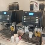 テラス ドゥ ランドローフ - パン購入したら、紙コップがもらえます。1人1杯コーヒーサービスです。