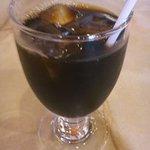 タイム - アイスコーヒー(350円)