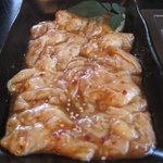 浜忠焼肉レストラン - シロ(味噌)