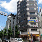 kong tong - 三宿交差点、このビルの5F