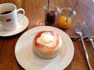 カフェ マメヒコ 三軒茶屋本店 - モーニングで頂きました♪