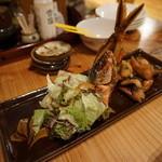 琉球料理といまいゆ しんか/肉バル&ダイニングヤンバルミート - ぐるくんのから揚げ