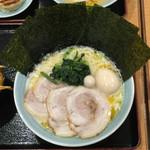 イオンタウン千種 魂心家 - 631ラーメン(塩)麺大盛