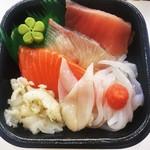 海鮮づくし丼丸 - 2月の特撰丼