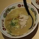 天下一品 盛岡店 - しょうが焼きセット(天下一品こってり)