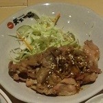 天下一品 盛岡店 - しょうが焼きセット(しょうが焼き)