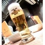 クラブハウスエニ - 生モルツビール580円