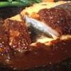 ビストロプルミエ - 料理写真:ポークカツレツ/豚肉の中にチーズ