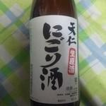 横関酒造 - ドリンク写真:一升瓶