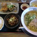 ママ食堂 - ママ食セット814円なり