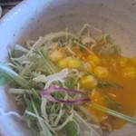ママ食堂 - サラダはチト少ないカナ