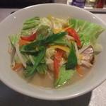JAZZ麺 2.7 - 野菜たっぷりタンメン