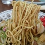 47209726 - 皿うどん(麺アップ)