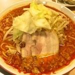 みやこいち - 料理写真:辛みそタンメン ¥562