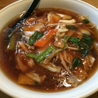 中国飯屋 金五郎 - 料理写真:五目あんかけ麺