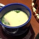 47211041 - 波奈かご膳の茶わん蒸し