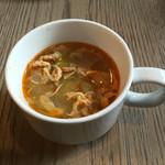 バッカス - スープ